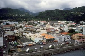 Dominikana, Roseau